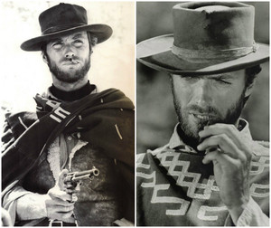 Clint as the man with no name