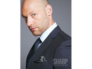 Corey Stoll for Sharp Magazine