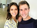 Coveteur photoshoot 2018 BTS - nina-dobrev photo