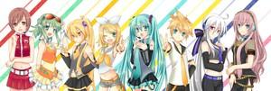 Cute anime Banner