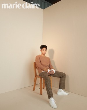 D.O for Marie Claire