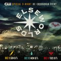 DC TV Crossover Event - Elsewords - Promo Poster