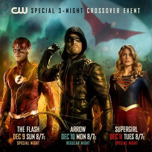 DCTV Crossover Poster