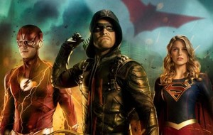 DCTV Crossover Poster