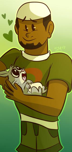 DJ and Bunny