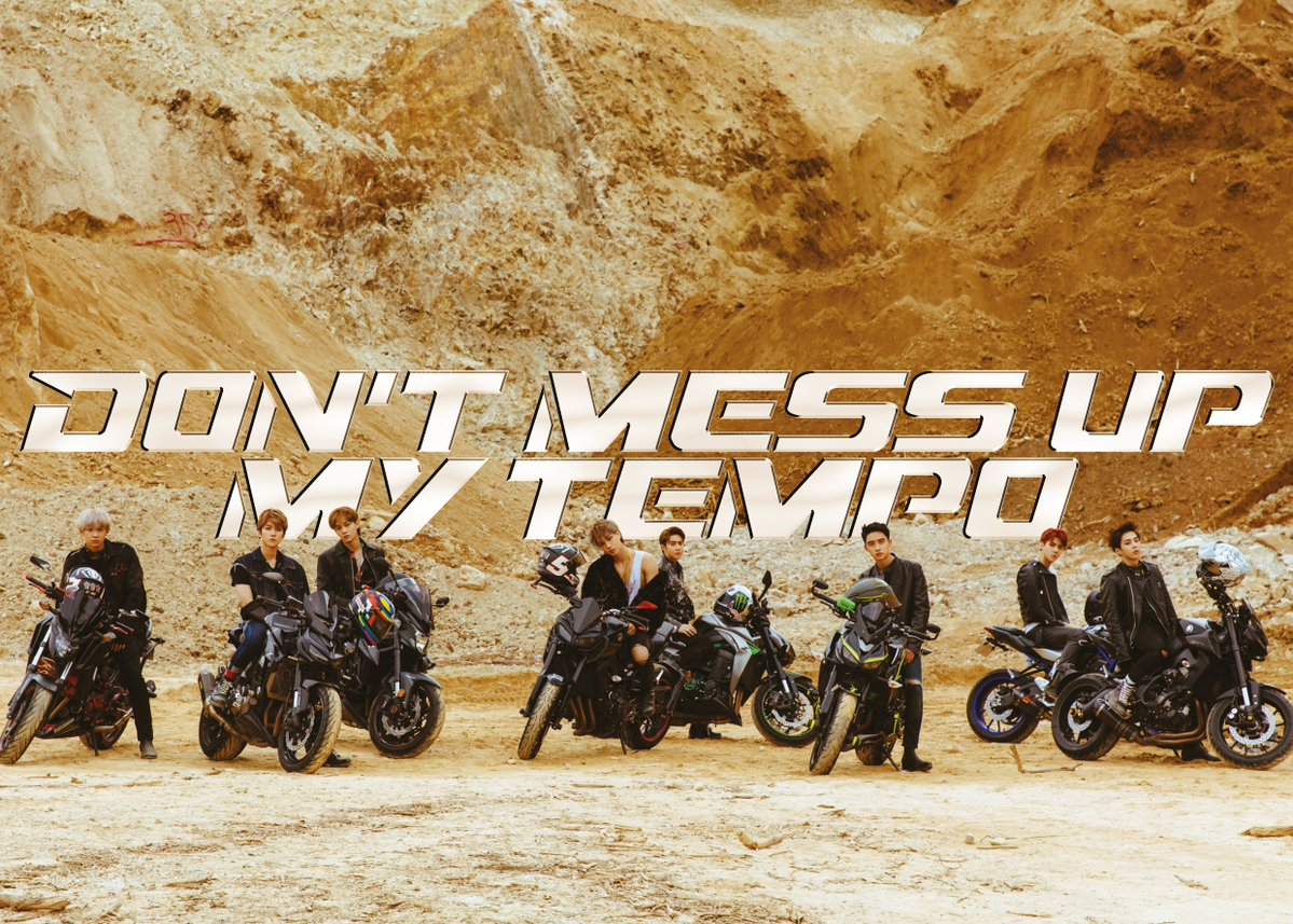 DON 'T MESS UP MY TEMPO