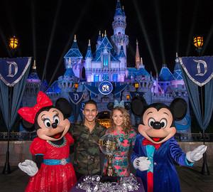 DWTS At Disneyland