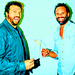 Danny McBride and Walton Goggins - danny-mcbride icon