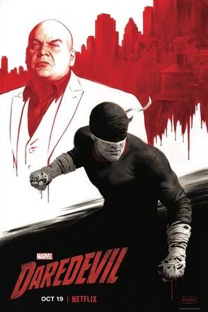 Daredevil - NYCC Poster