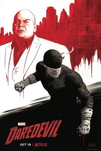 Daredevil (Netflix) 壁紙 titled Daredevil - NYCC Poster