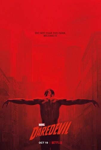 Daredevil (Netflix) 壁紙 called Daredevil - Season 3 - Promo Poster