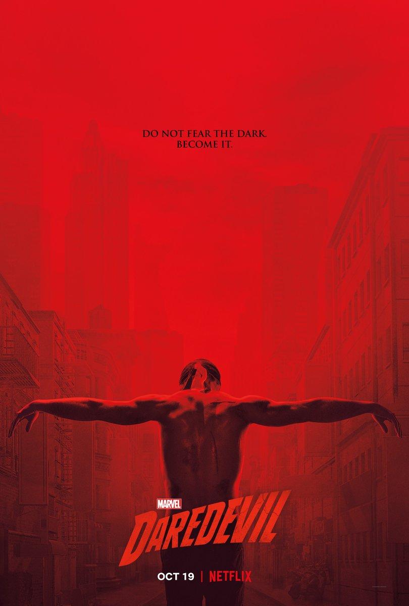 Daredevil - Season 3 - Promo Poster