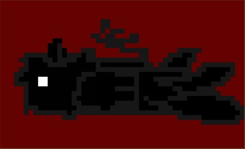 Phantom of the Paradise fond d'écran entitled Death Records pixel art