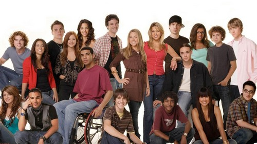 Degrassi Обои called Degrassi