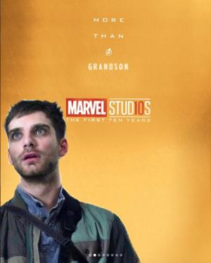 Deke Shaw - Posters