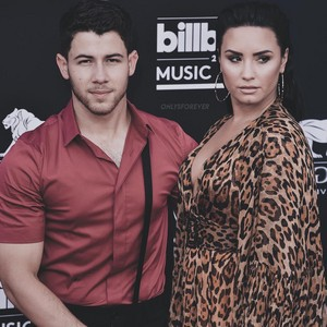 Demi and Nick