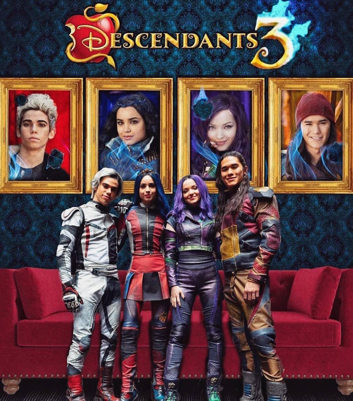 Descendants Disney Descendents