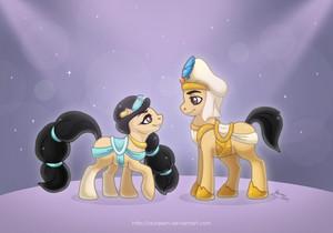 Disney Princess My Little pony