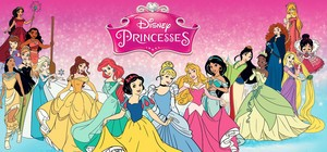 disney princesses and co.