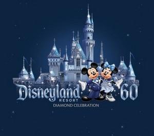 """Disneyland """"60th"""" Anniversary"""