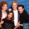 Doctor Who reunion 💕💕
