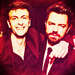 Dominic Cooper and Joseph Gilgun - dominic-cooper icon