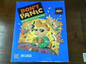 Don't Panic (1991)