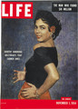 Dorothy Dandridge On The Cover Of Life