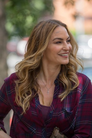 "Drea de Matteo as Tess Nazario in Shades of Blue: ""By Virtue Fall"""