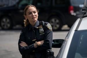 "Drea de Matteo as Tess Nazario in Shades of Blue: ""By Virtue Fall"""