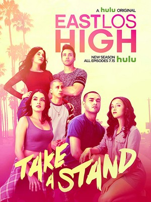 East Los High - Poster
