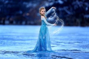 Elsa nhiếp ảnh