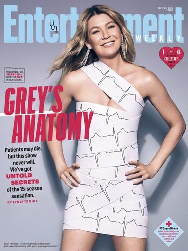 그레이 아나토미 바탕화면 entitled Entertainment Weekly Cover 2018