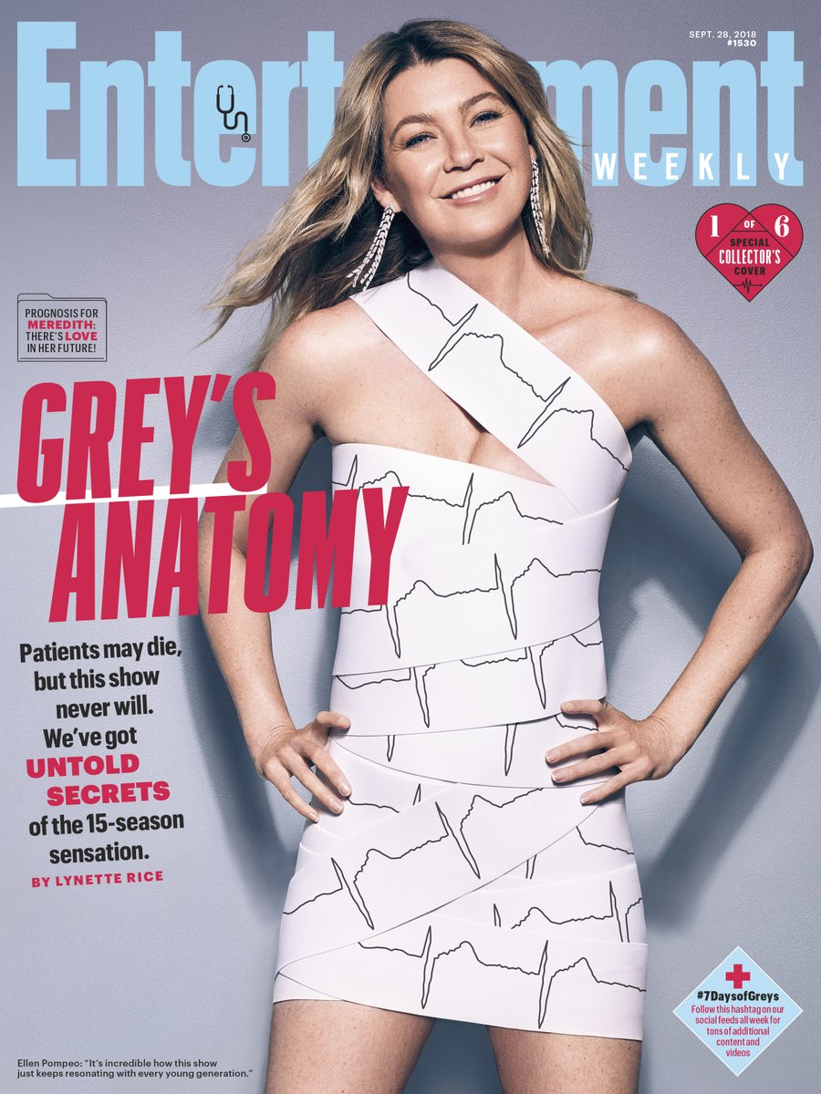 Entertainment Weekly Cover 2018