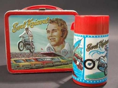 cherl12345 (Tamara) fondo de pantalla called Evel Knievel Lunchbox And Thermos