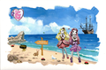 Ever After High - Fairywood Vacation (Concept Art) - ever-after-high fan art