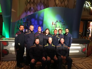 bintang Trek Las Vegas 2018