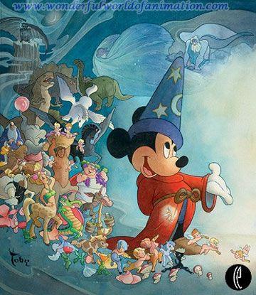 Disney wallpaper titled Fantasia