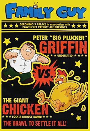 Family Guy Fight