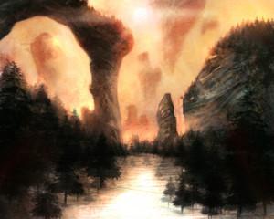 fantasia Scenery