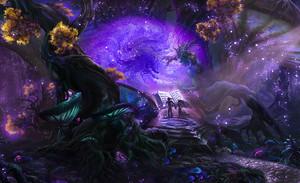 fantaisie Scenery