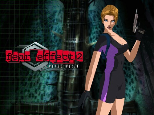 video game hình nền entitled Fear Effect Games
