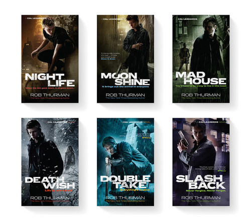 Cal Leandros Series fond d'écran titled Foreign Leandros Series Covers