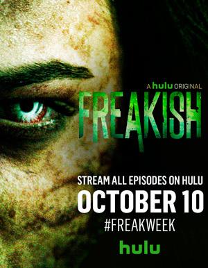 Freakish - Poster