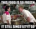 Frozen Memes (2015) - frozen photo