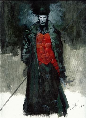 Gambit achtergrond called Gambit