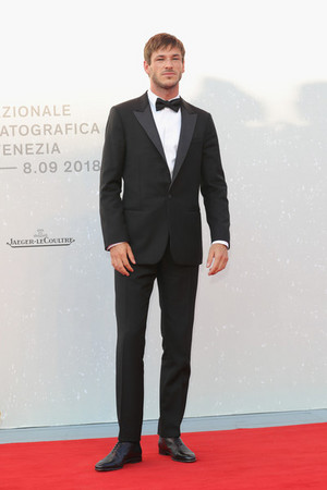 Gaspard at the 75th Venice Film Festival