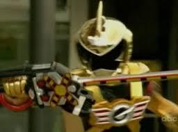 Gem Morphed As The Gold RPM Ranger
