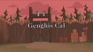 Genghis Cal