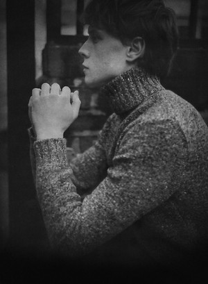 George MacKay - Interview Magazine Photoshoot - 2015